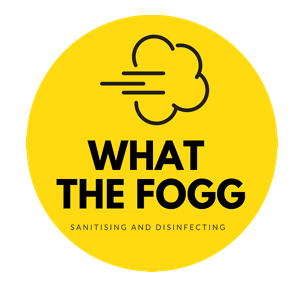 Unismart Solutions - What the fog logo round